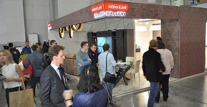 Компания Möbel&zeit демонстрирует на выставке проект «Умный дом»