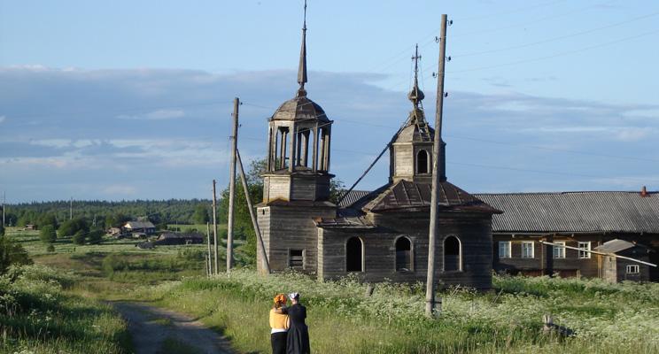 Проект «Общее Дело. Возрождение деревянных храмов Севера»
