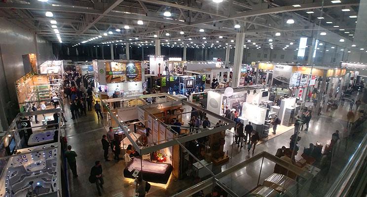 4 марта завершили работу Международные весенние выставки