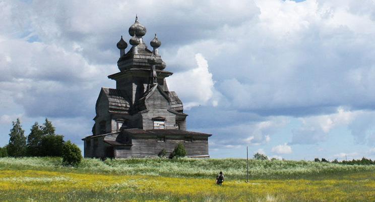 Восстановление храма Владимирской иконы Божией Матери в Подпорожье