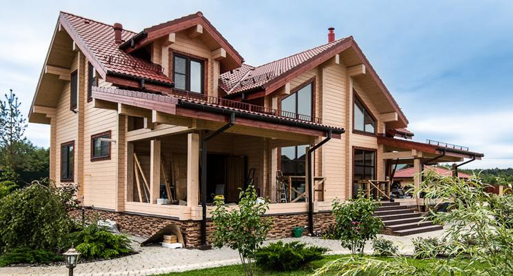 ГК «Русский Запад» — генеральный спонсор выставки «Красивые дома. Российский архитектурный салон 2019»