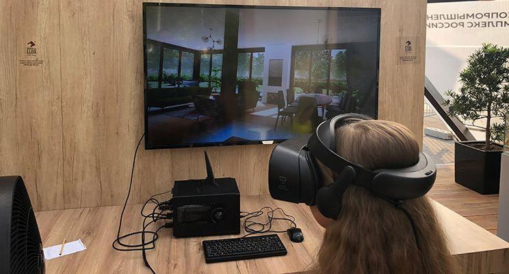 IZBA De Luxe приглашает в виртуальную реальность!