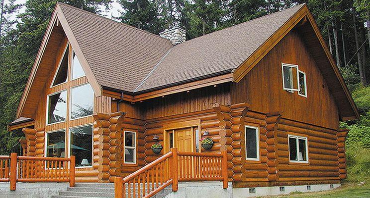 Современные отделочные материалы для защиты деревянного дома