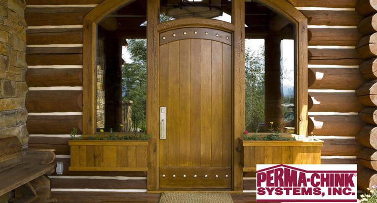 Расчет расхода герметика Perma-Chink для швов деревянного дома