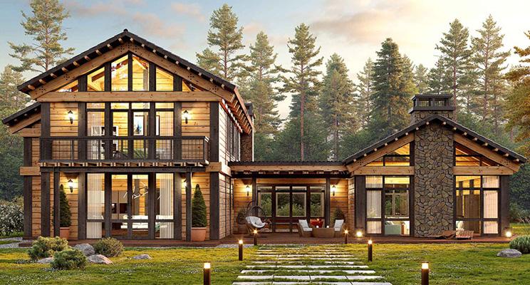 Компания «Строй Хауз» на выставке «Красивые дома 2019»