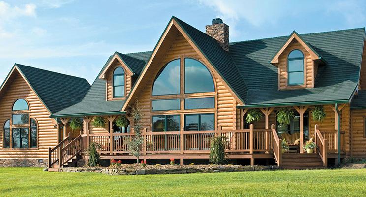 Правила ухода за деревянным домом для новичков